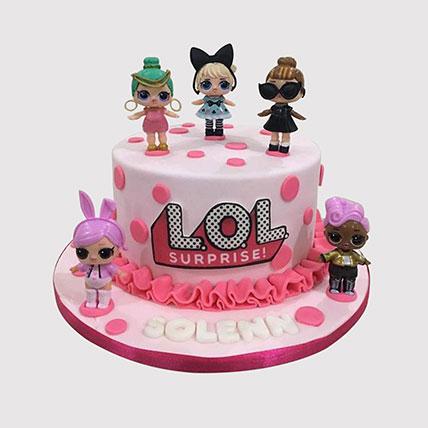 Lol Dolls Cake: Lol Cakes