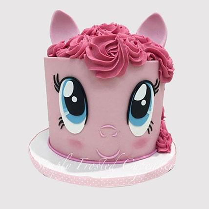 Pinkie Pie Designer Cake: