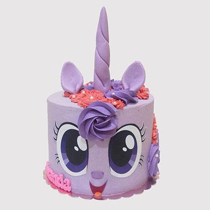 Twilight Sparkle Cake: Little Pony Cakes