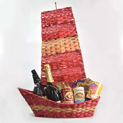 Wine & Dine Special New Year Treat: Chinese New Year Hamper