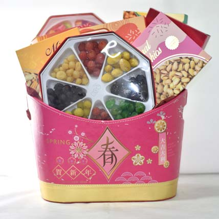 Assorted New Year Treats: CNY Gifts Singapore