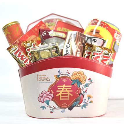 New Year Celebrations Gift Hamper: Chinese New Year Hamper