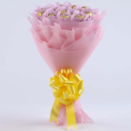 Luxury Ferrero Rocher: Chocolate Bouquet