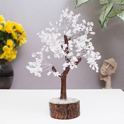 Amethyst Rose Quartz Wish Tree: Wish Tree