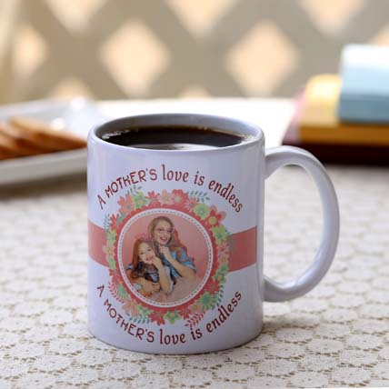 Personalized Mug For Mom: Mother's Day Gifts
