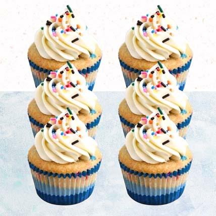 Vanilla Confetti Cupcakes: Cupcakes Singapore