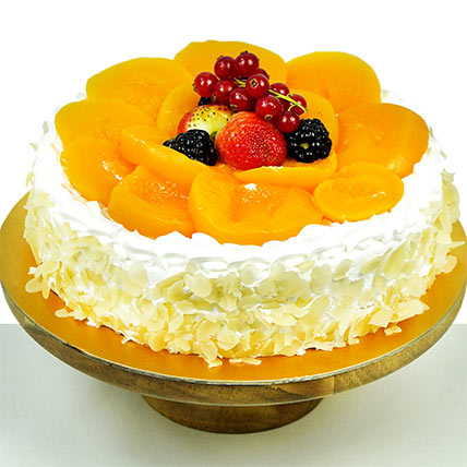 Fruit Cake: Fresh Fruit Cake