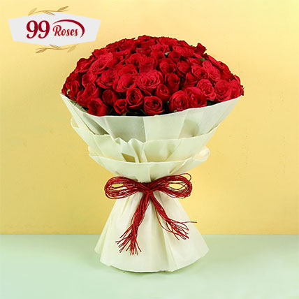 Grand Romance 99 Red Roses: 99 Roses