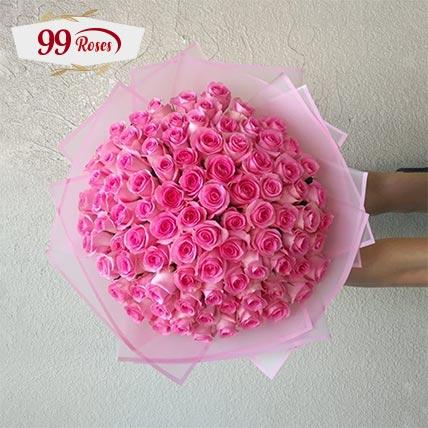 Decent Roses Boquet: Roses