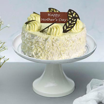 Durian Cake With Mouses Cream: Mothers Day Cake