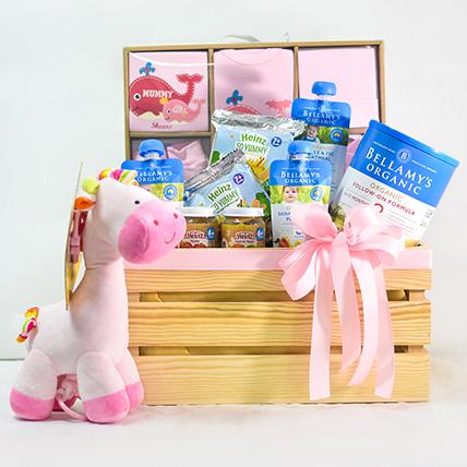 Sweet Baby Hamper: Baby Shower Gifts