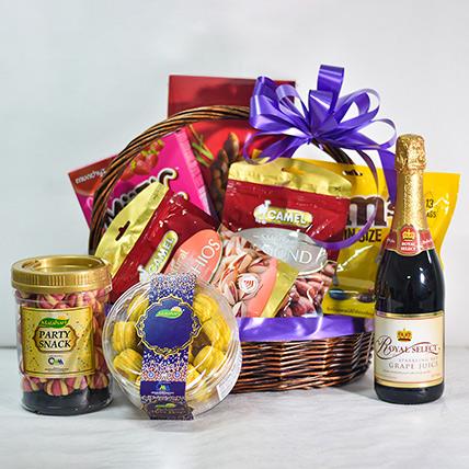 Sweet Hamper For Lovely Wish: Hamper Delivery Singapore