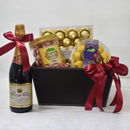 Sweet Gifts Treasure: Hari Raya Hampers