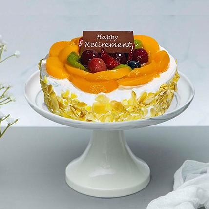 Fruit Cake For Retirement: Fruit Cakes