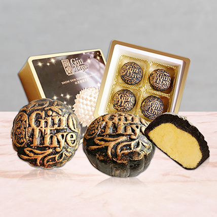 Durian Snowskin Mooncake: Mid Autumn Gifts