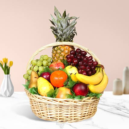 Healthy Fruit Basket: Get Well Soon Hampers