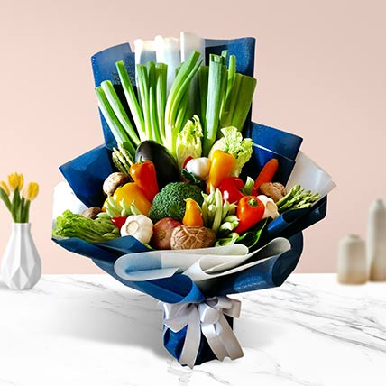 Mix Vegetable Bouquet: New Arrival Gifts