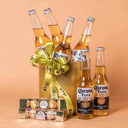 Beer Sweet Delights Hamper: Anniversary Gifts