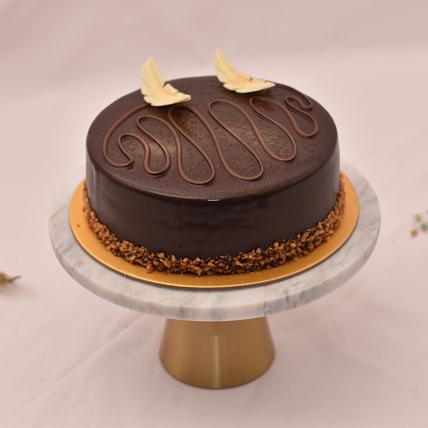 Chocolate Cake: Birthday Cake
