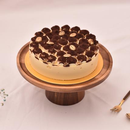 Irresistible Tiramisu Cake: