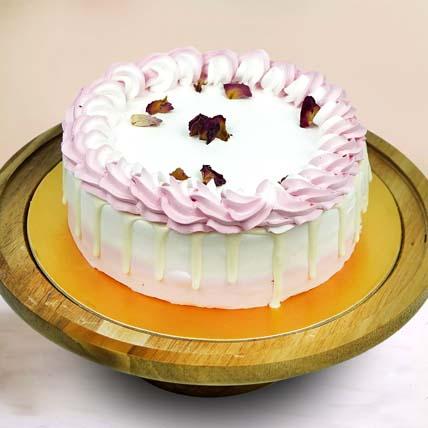 Delish Vanilla Cake: Vanilla Cake