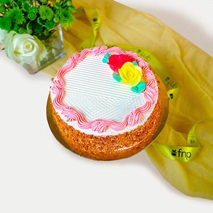 Butter Sponge Cake:
