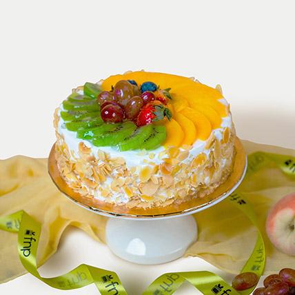 Fruit Cake: Eggless Birthday Cakes