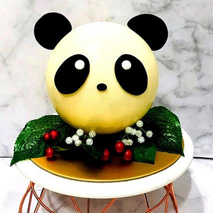 Panda Shaped Pinata Cake: New Arrival Gifts