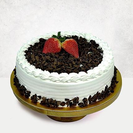 Black Forest Cake: Eggless Birthday Cakes