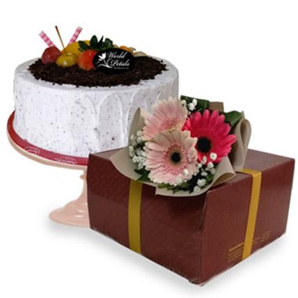 Oreo Chocolate Cake: Gifts To Malaysia