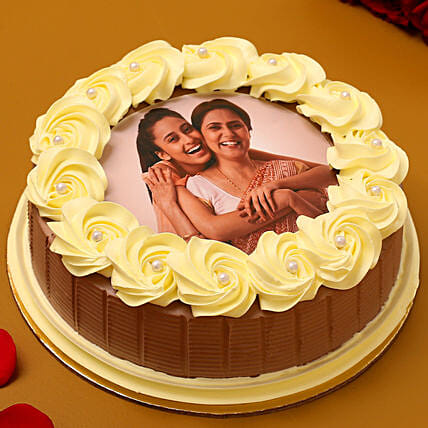 Special Bond Photo Chocolate Cake: Gift Delivery in Malaysia