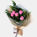 Pink Roses Passion Bunch