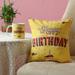 Printed Birthday Mug & Cushion Combo