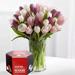 Tulips & Sugar Free Marshmallow