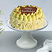 Durian Mousse Cake For Birthday