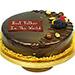 Chocolate Fathers Day Cake
