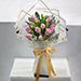 Pinkish Tulips Bouquet
