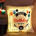 Happy Birthday Led Cushion