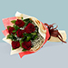 Beautiful Love Bouquet of Red Roses