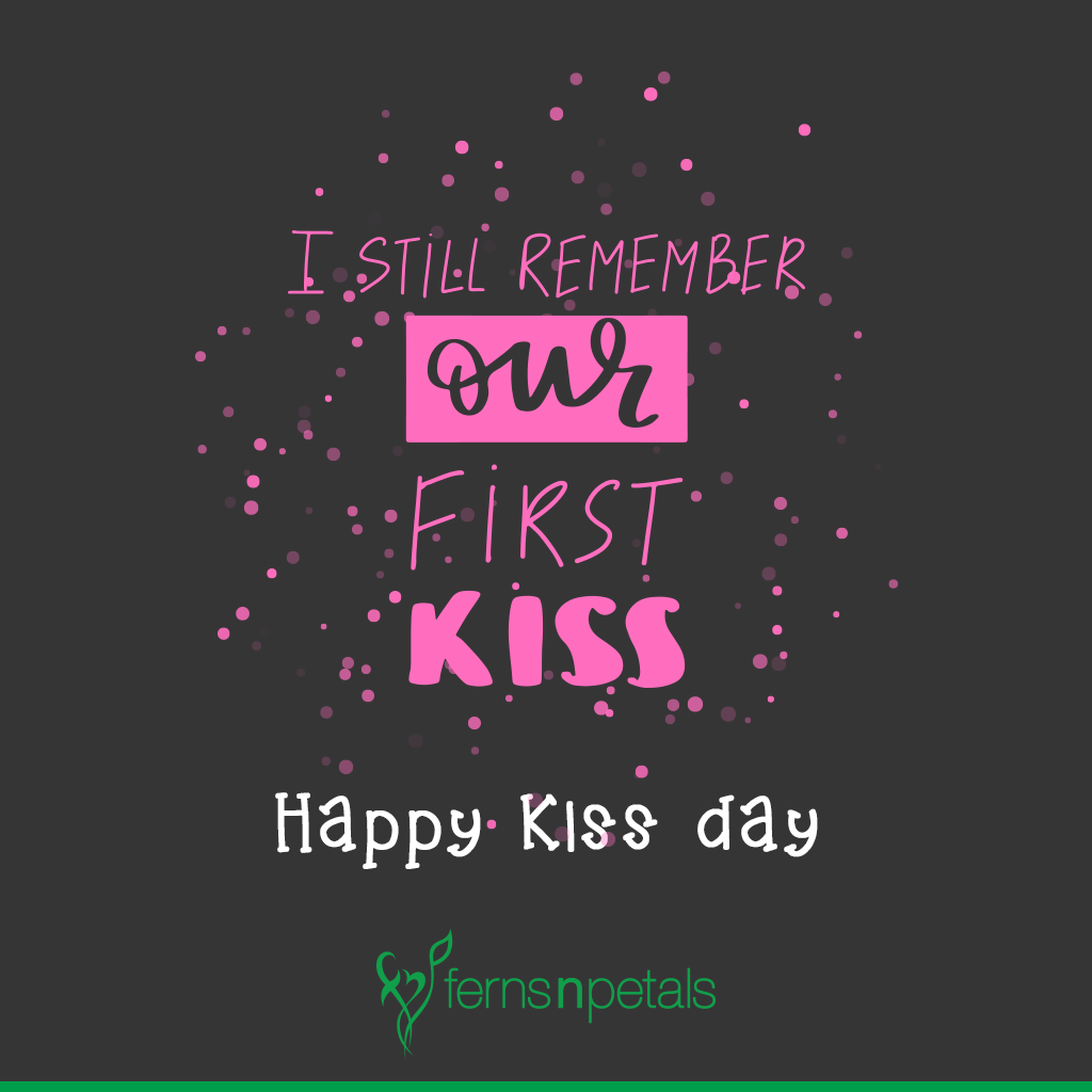 kiss day stickers