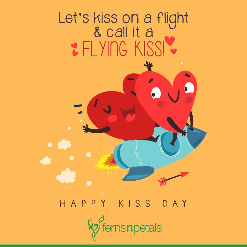 kiss day wishes for boyfriend