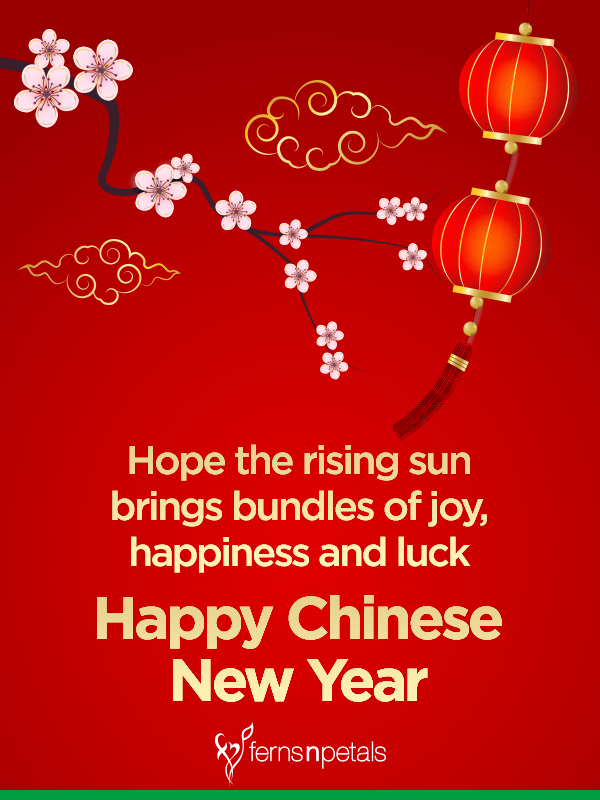 chinese new year greeting message