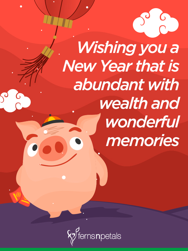 best chinese new year good wishes