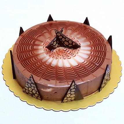 Rich Cappuccino Cake 4 Portion