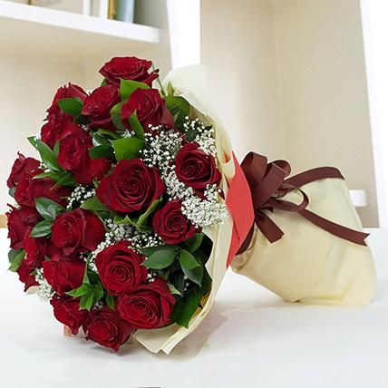 Lovely Roses Bouquet EG