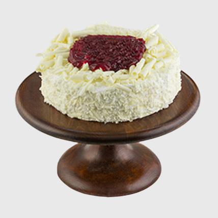 White Forest Cake EG