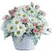 Arrangement of Happy Flowers