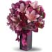 Exotic Bunch of Roses Lilies & Mixed Flowers