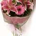 Roses Lilies & Gerberas Elegant Bouquet