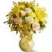 Splendid Mixed Flowers Bunch In Vase